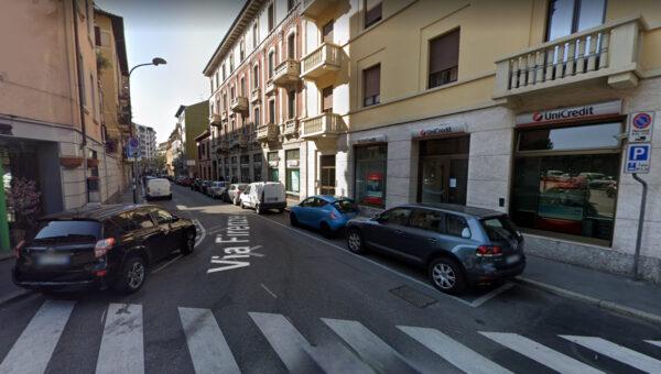 Chiusura via Firenze per lavori alla rete idrica e fognaria