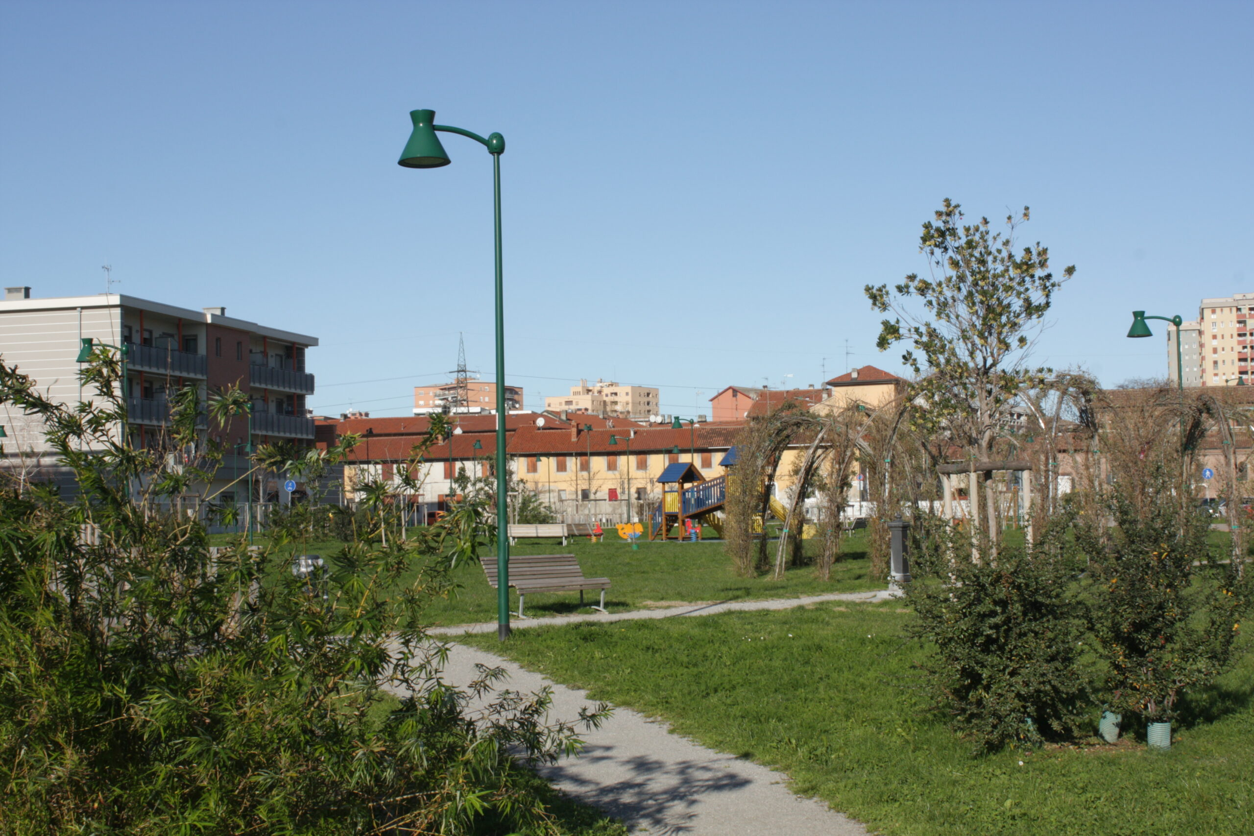 Da Regione Lombardia 1.2 milioni per piazza Petazzi e Parco Bergamella