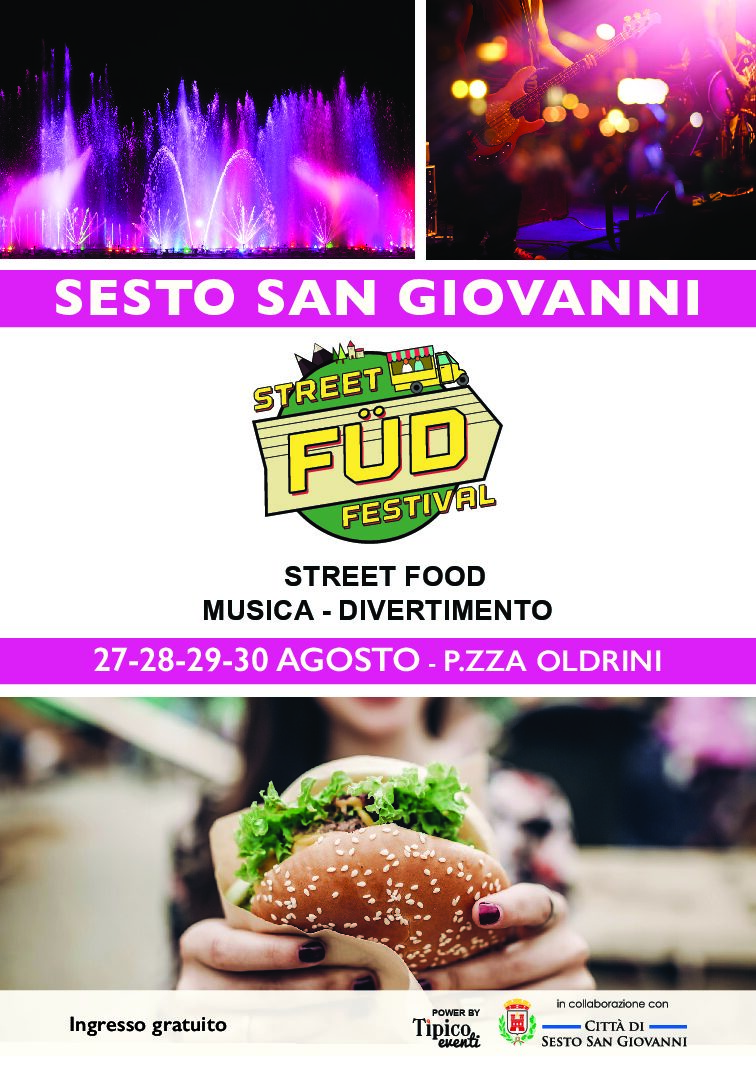 Street Füd Festival – fontane danzanti tour