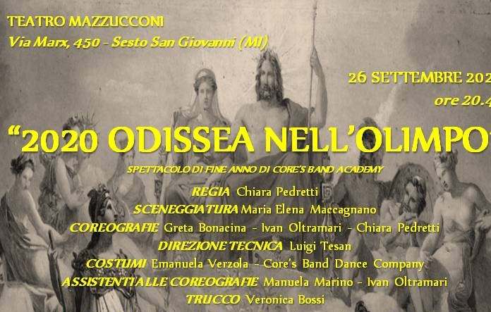 2020 Odissea nell'Olimpo