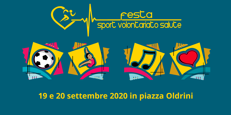 Festa dello Sport, del Volontariato e della Salute 2020
