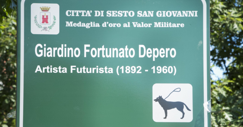 """Giardino """"Fortunato Depero"""""""