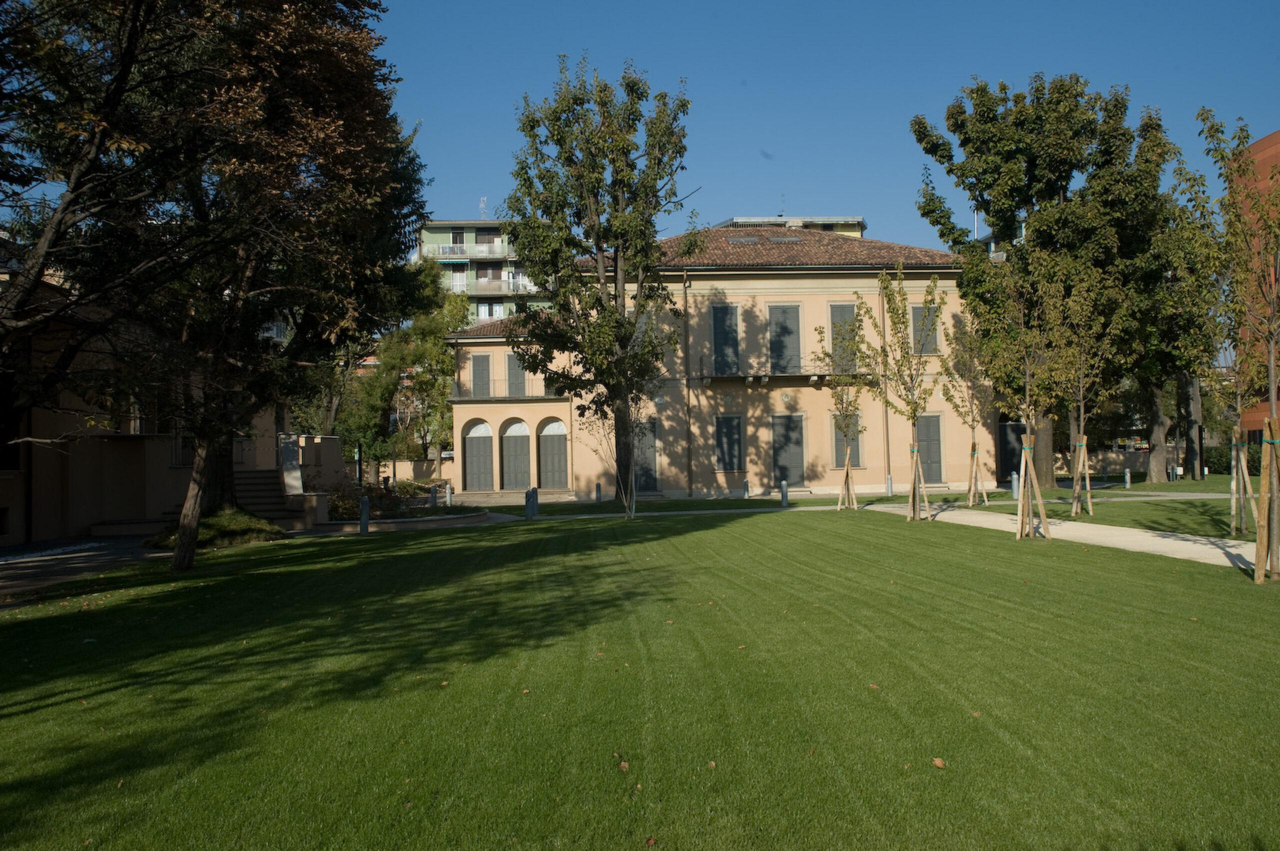 Villa Campari - esterno