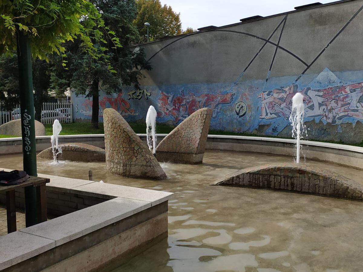 fontana Falcone e Borsellino