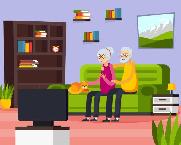 Misura 4: Contributo all'affitto per i pensionati