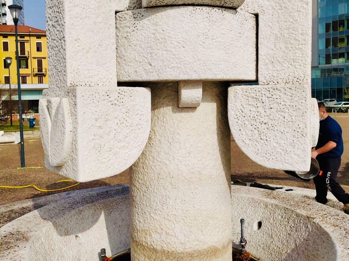 fontana Indro Montanelli