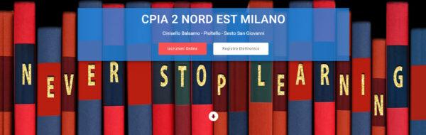 Centro Provinciale per l'Istruzione degli Adulti - CPIA 2 Nord Est Milano