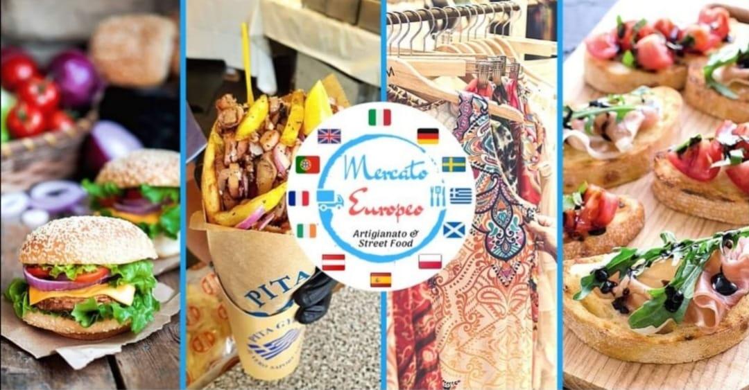 Arriva il Mercato Europeo: da stasera a domenica bancarelle in piazza Oldrini