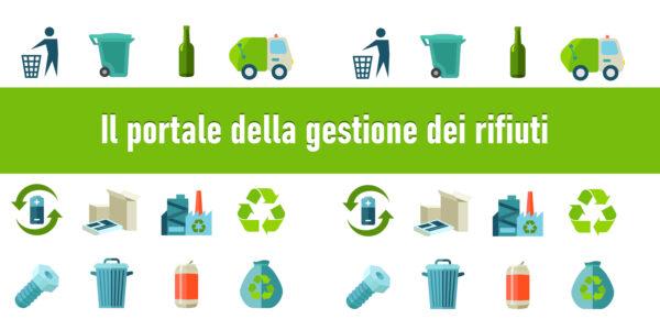 Il Portale della gestione dei rifiuti