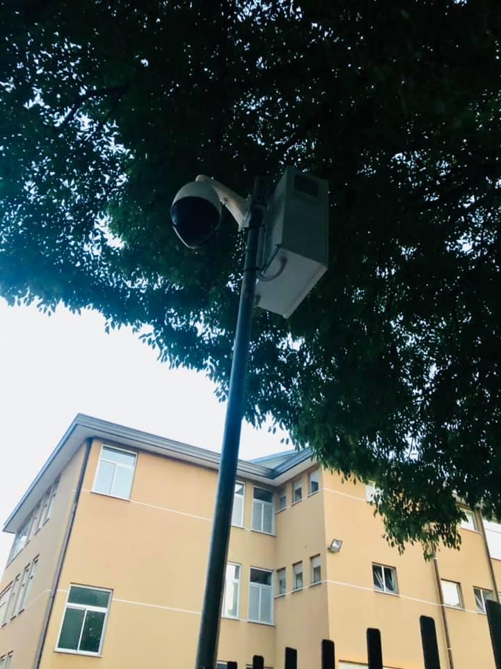 scuole sicure telecamere