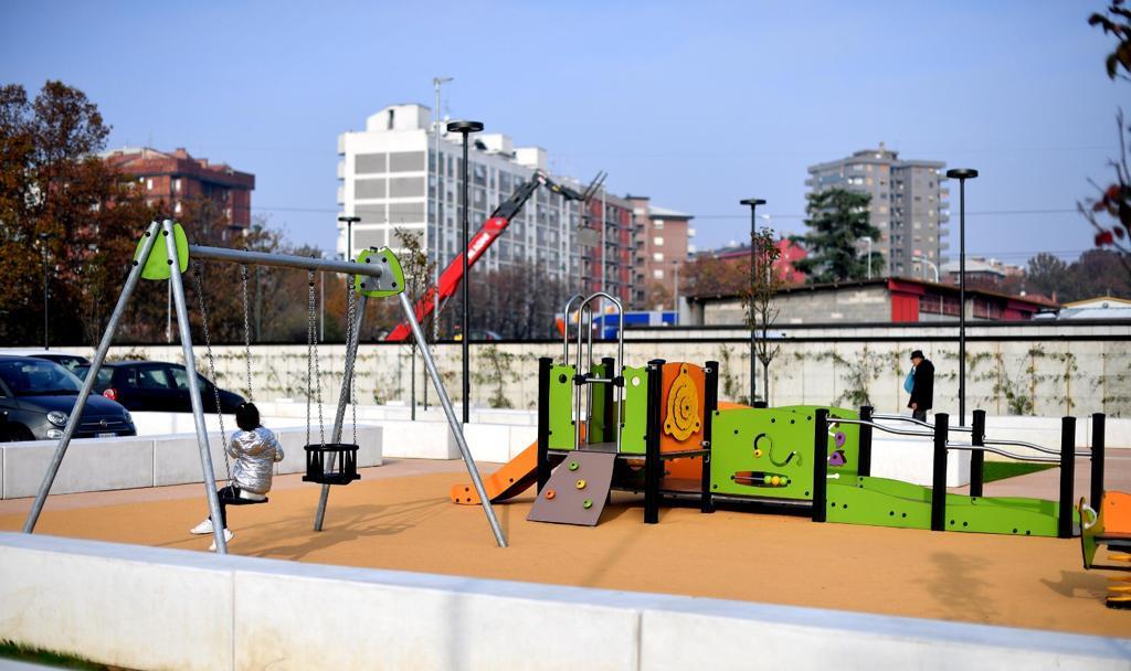 A Sesto San Giovanni la prima area giochi inclusiva per bimbi disabili