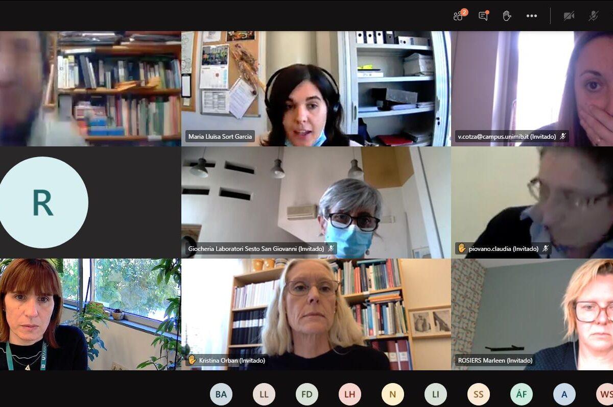 Communities for sciences: kick off online del 29 e 30 ottobre 2020