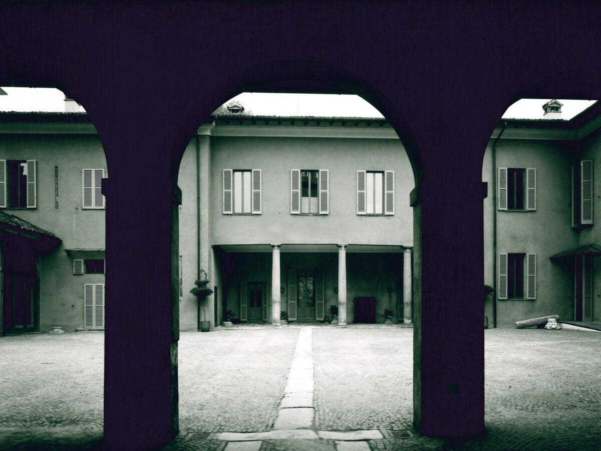 villa Visconti d'Aragona