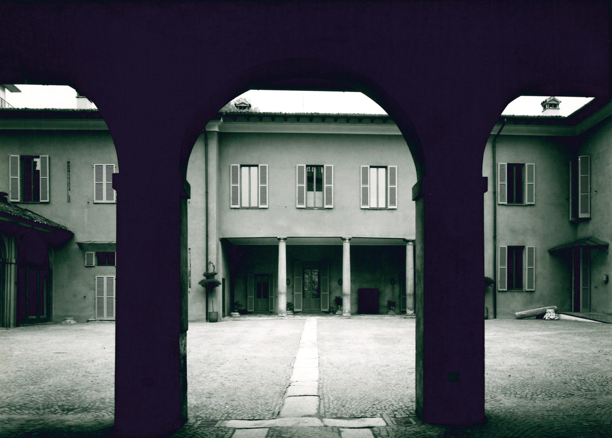 La Sala degli affreschi di Villa Visconti d'Aragona sarà intitolata a Giovanni Bianchi