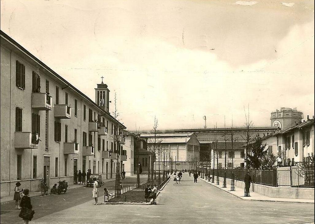 Villaggio falck storia