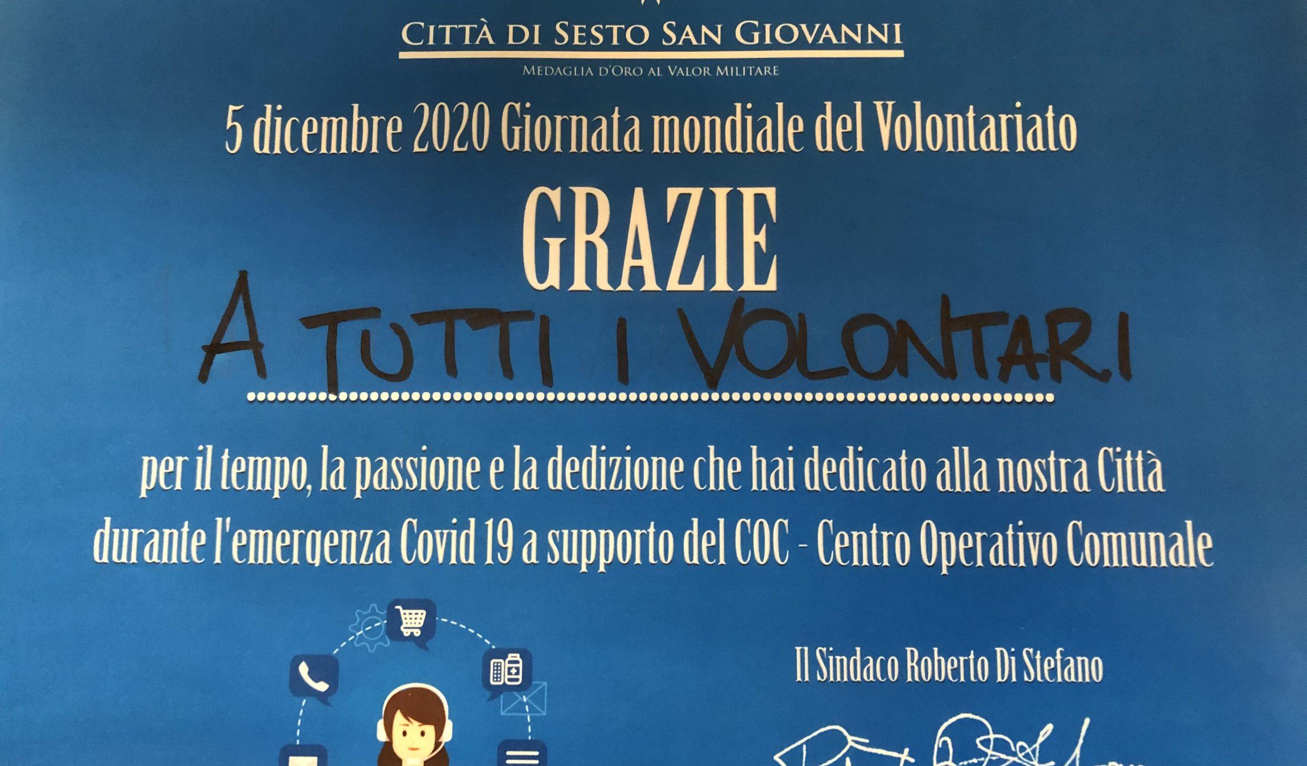 attestato volontari 2020