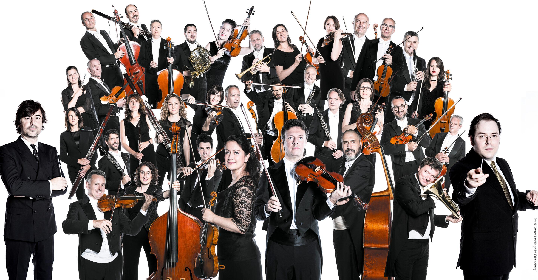 Maestri e Orchestra I Pomeriggi Musicali