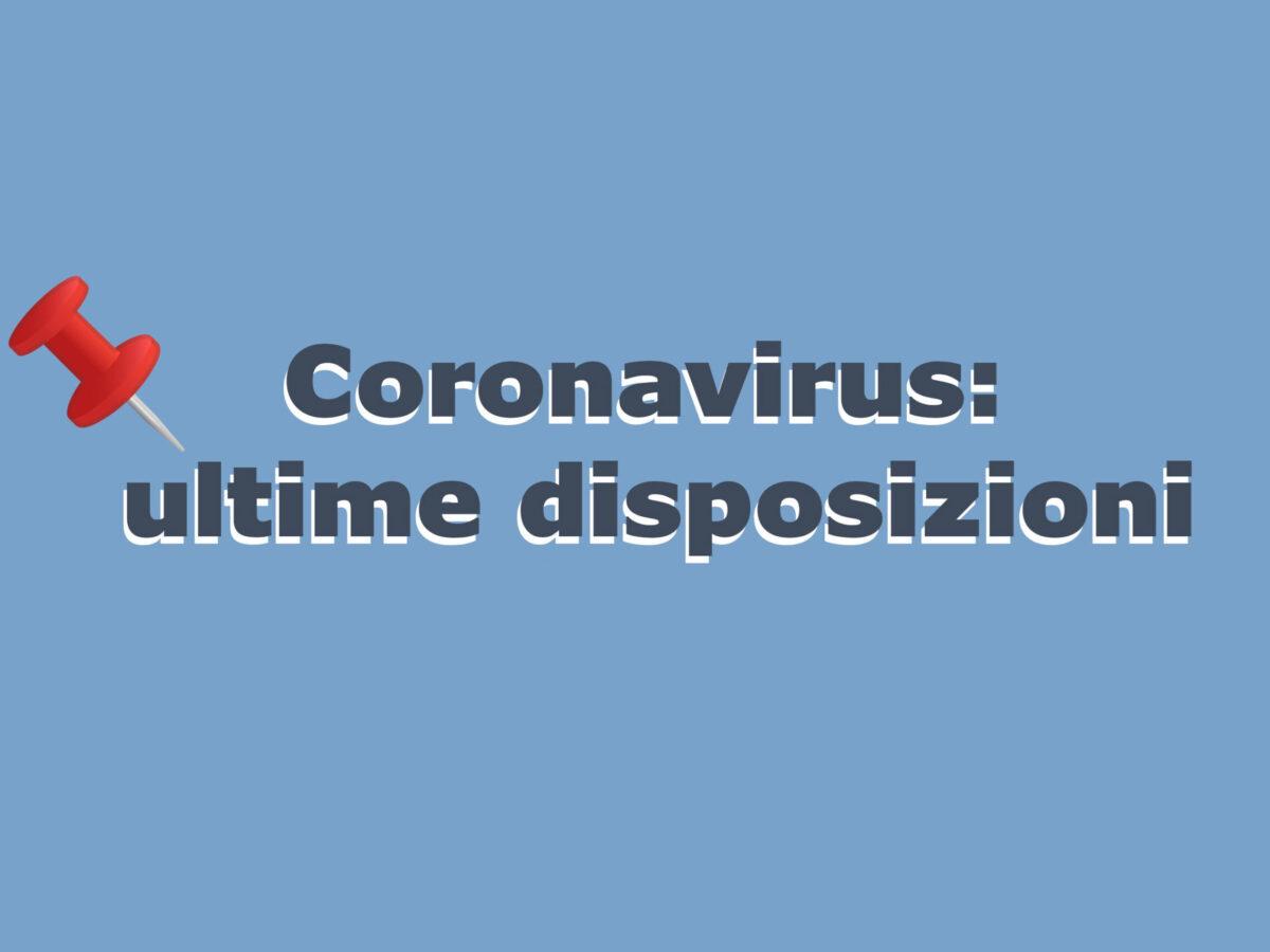 Nuove disposizioni Covid -19: da lunedì 1° marzo la Lombardia torna in zona arancione