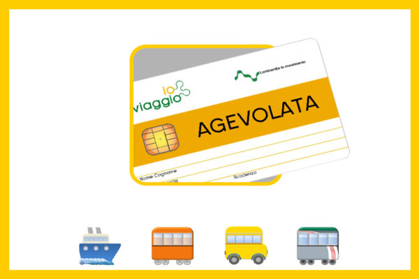 IVOL - Io Viaggio Ovunque in Lombardia - Agevolata