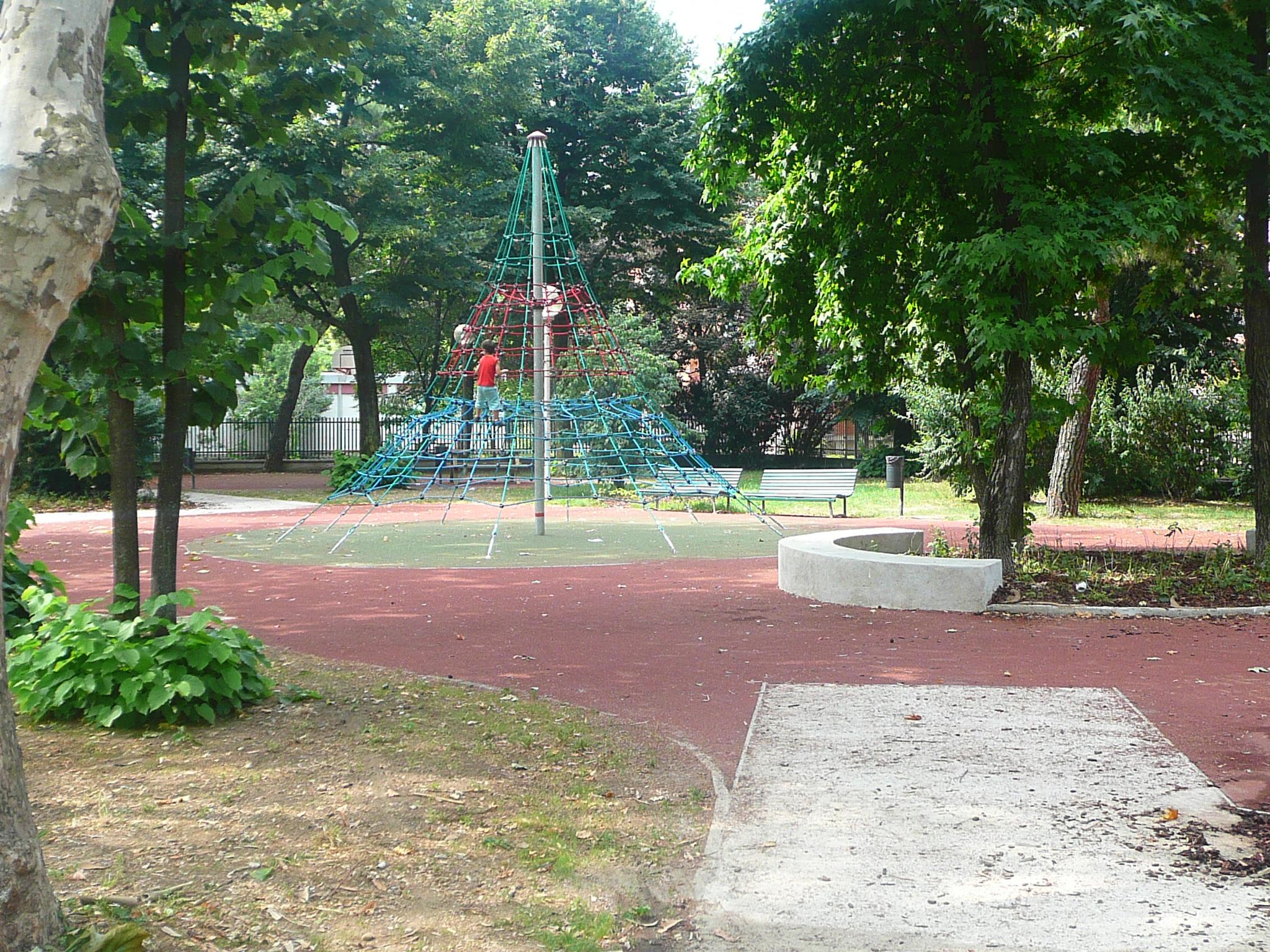 Giardini di via Forlì