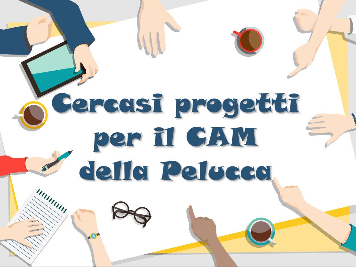 Cercasi progetti per il CAM-Centro Aggregativo Multifunzionale della Pelucca