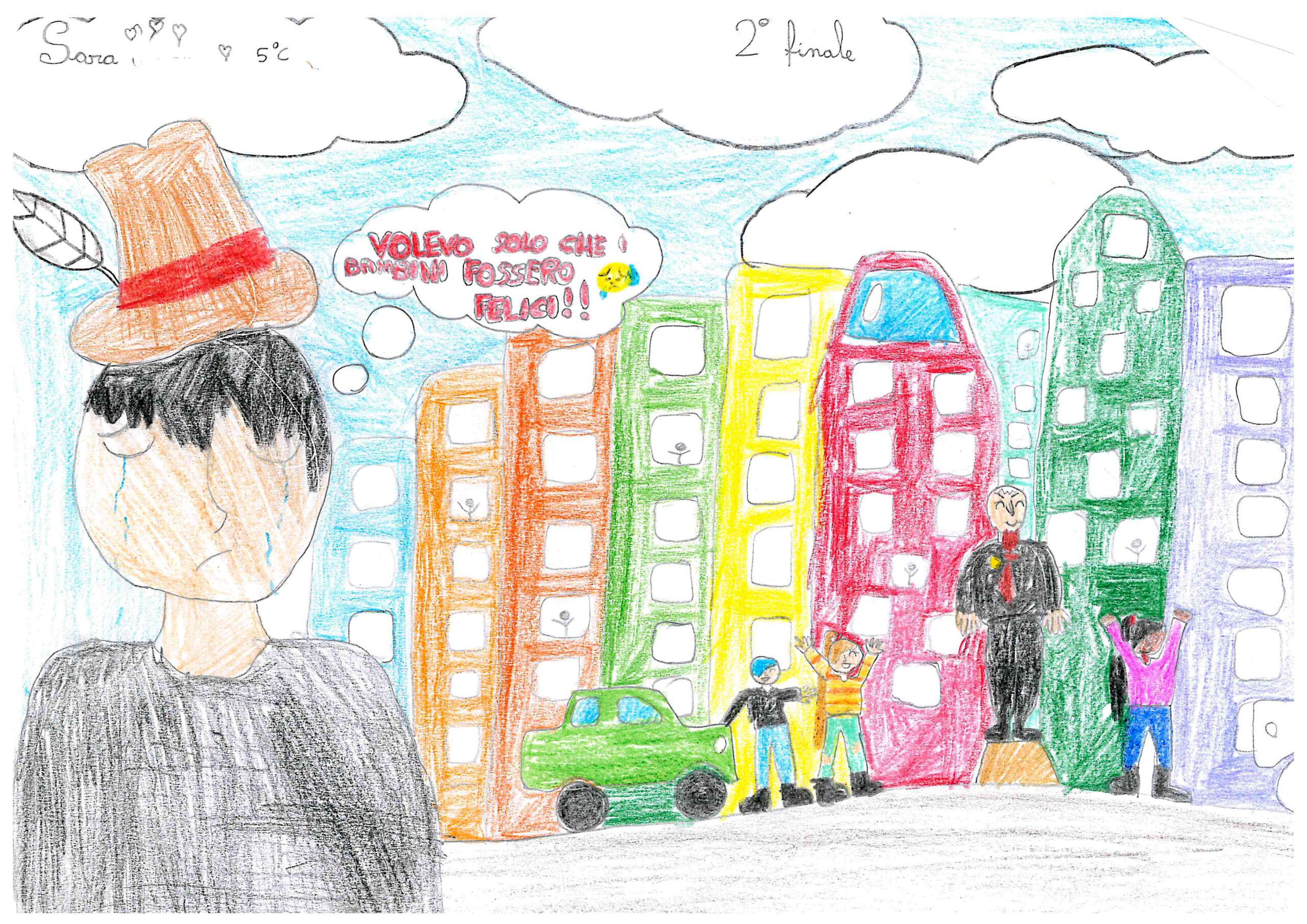 5°C scuola Dante pifferaio Rodari