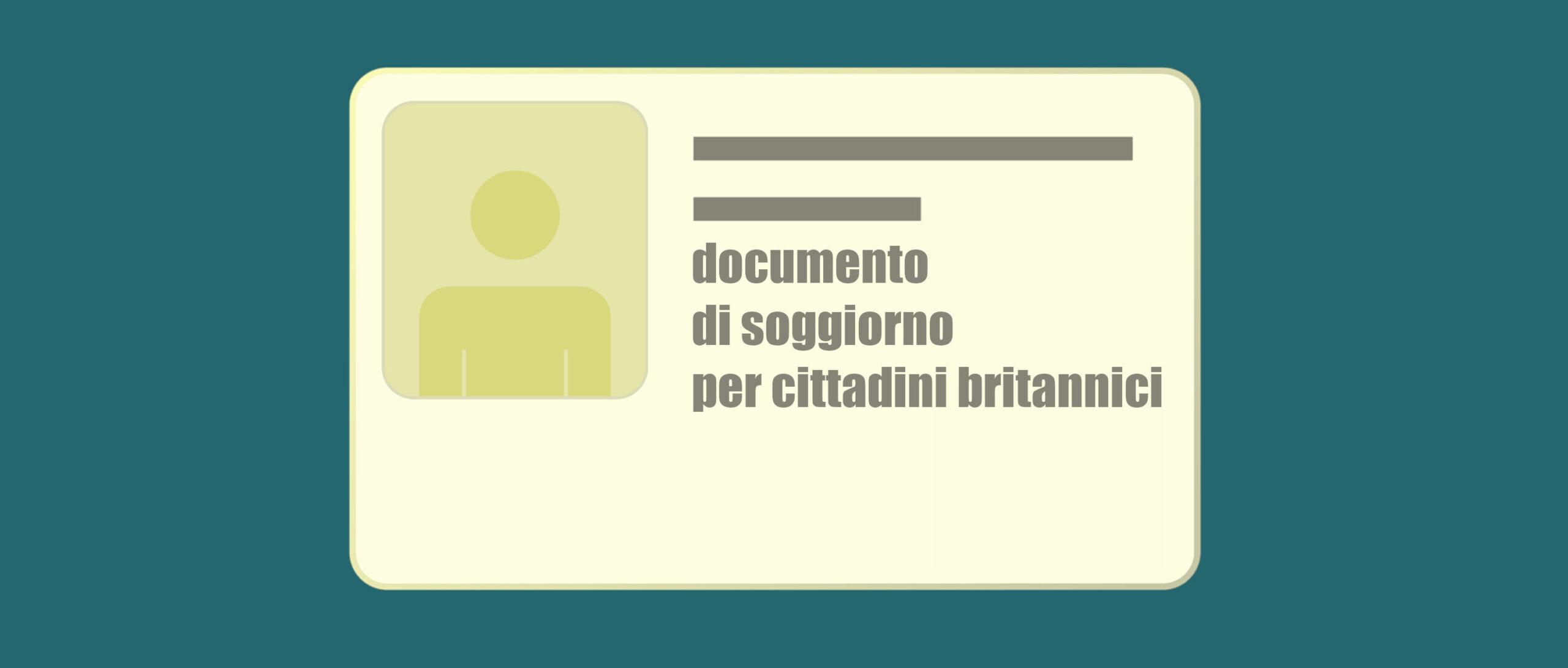 Cittadini britannici residenti in Italia: come richiedere il documento di soggiorno elettronico