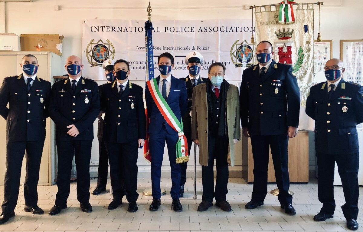 Polizia Locale, 4 agenti insigniti della Croce per meriti speciali da Regione Lombardia