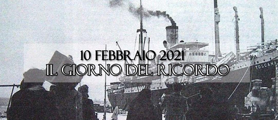 Il Giorno del Ricordo 2021