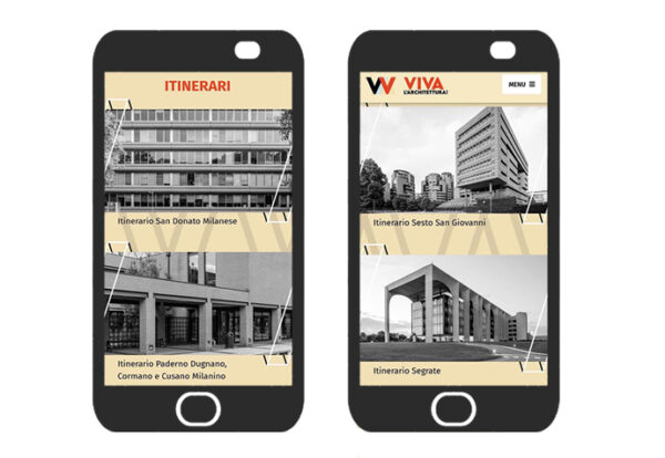 intinerari online Viva l'architettura!