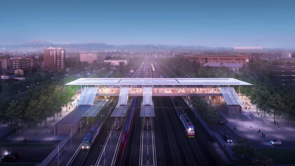 Città della Salute, avanza cronoprogramma: a maggio i lavori per la stazione a ponte