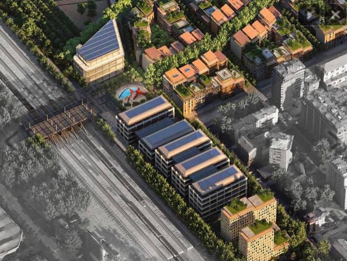 Aree Falck, approvati progetti nuovo quartiere Unione Zero e parco urbano Unione