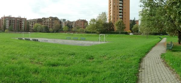 Parco Cascina Gatti: la riqualificazione della Terrazza
