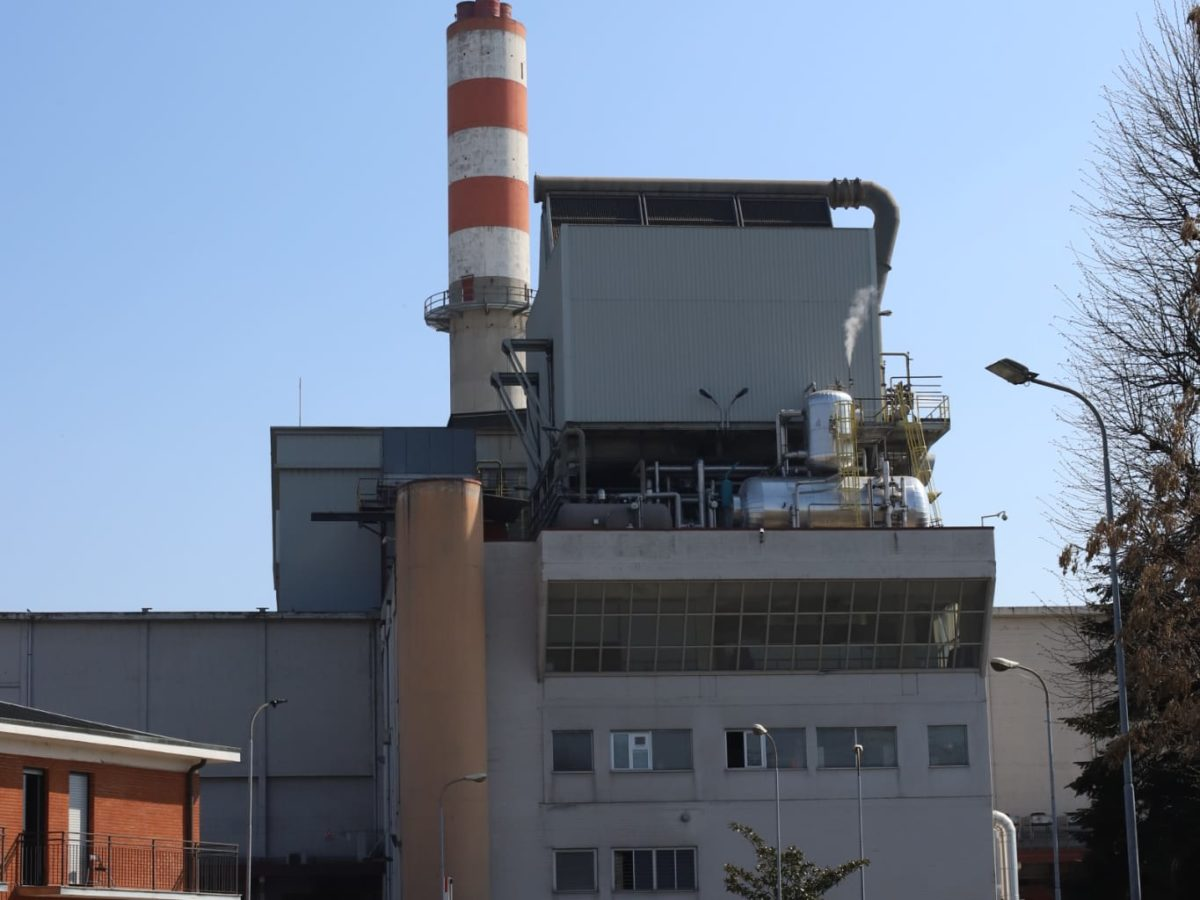 Dal vecchio inceneritore alla nuova Biopiattaforma green