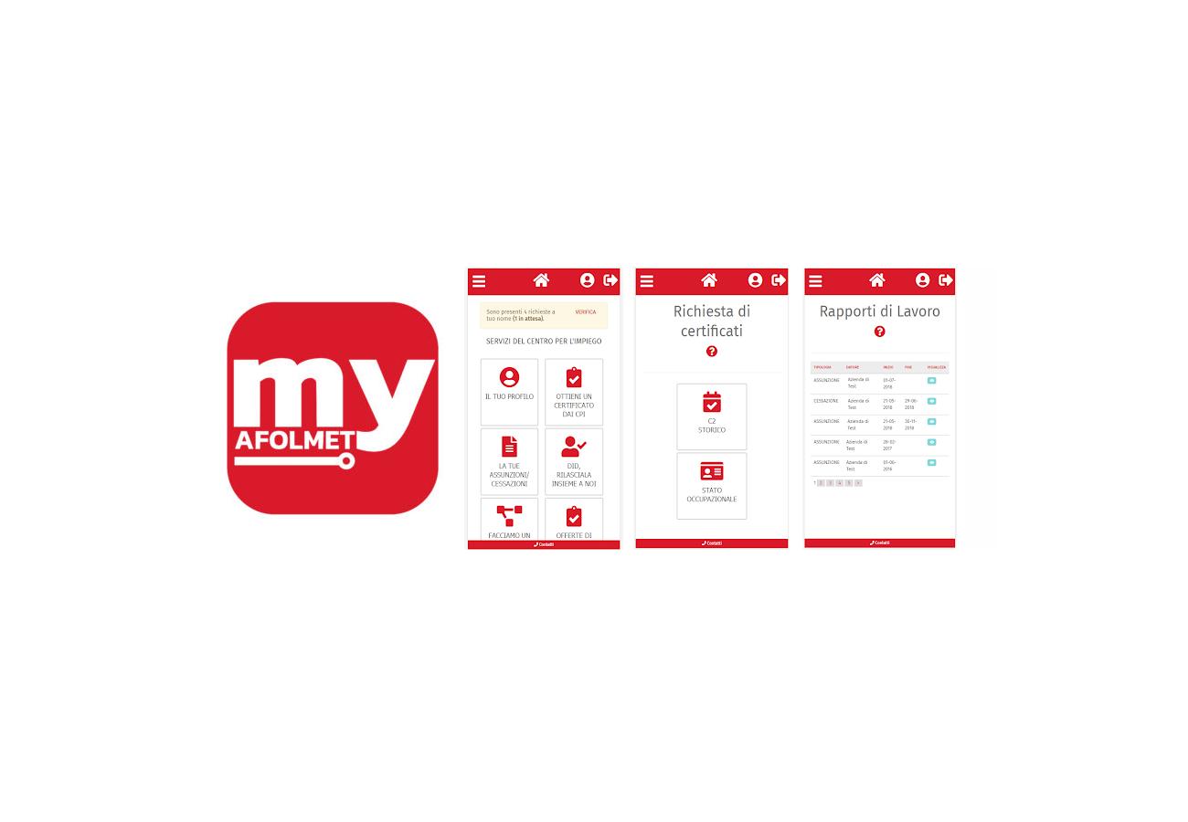 logo myAFOLMET