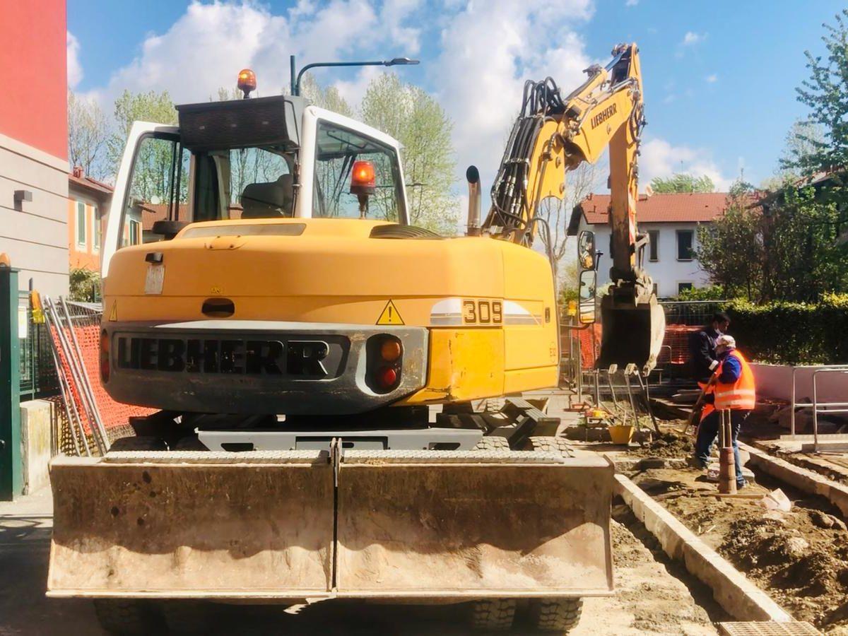 Rinasce il Villaggio Falck, nel vivo i lavori di riqualificazione del quartiere