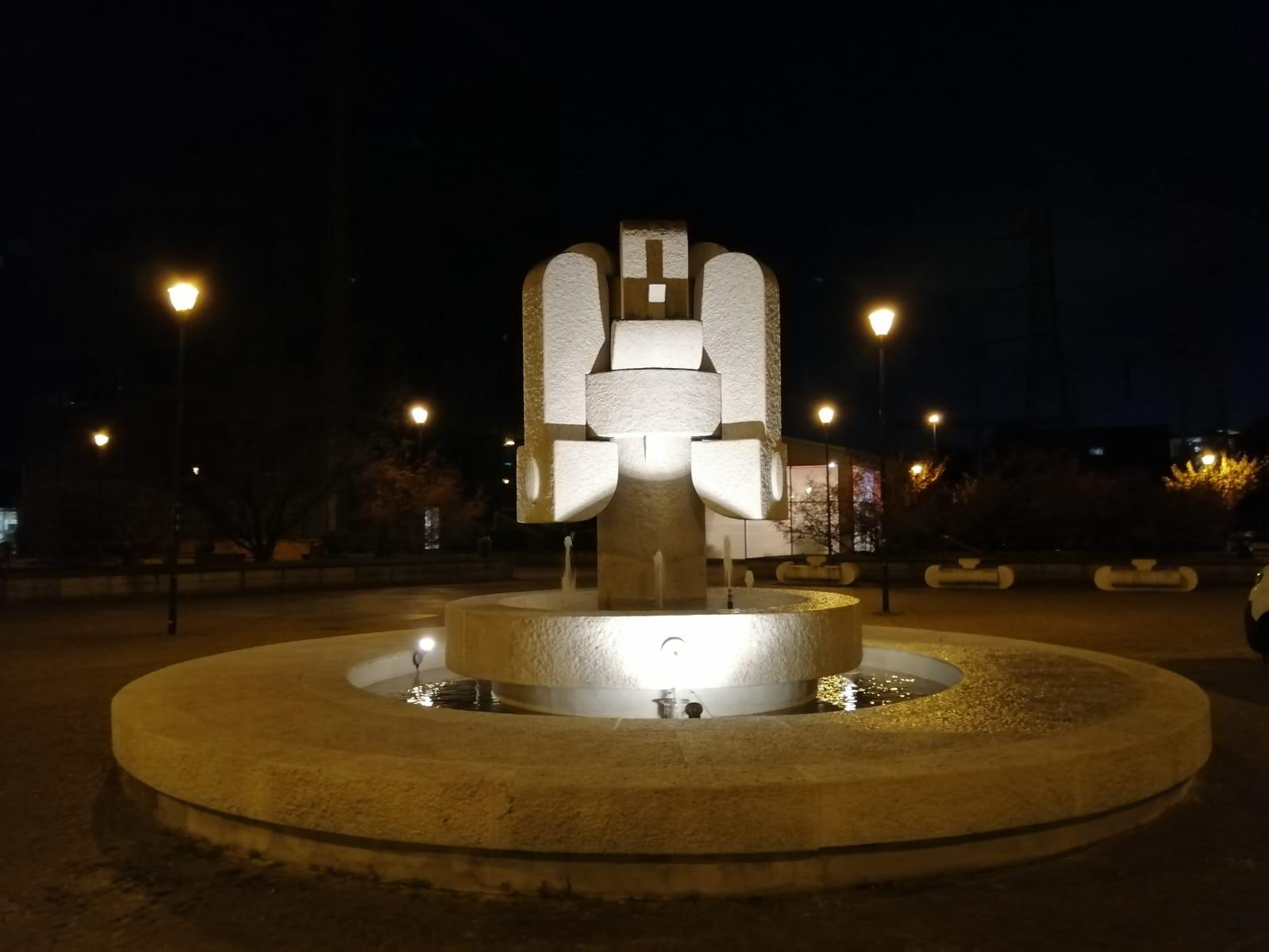 Fontana piazza Montanelli