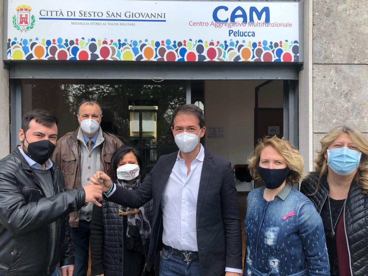 le associazioni del CAM Pelucca
