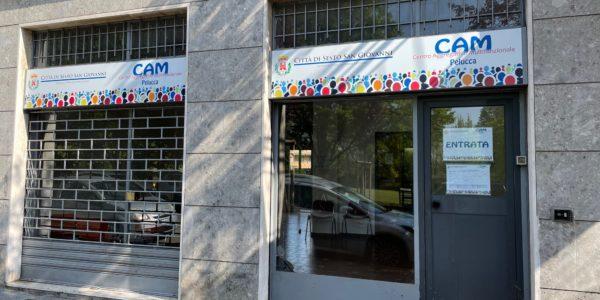 CAM - Centro Aggregativo Multifunzionale della Pelucca