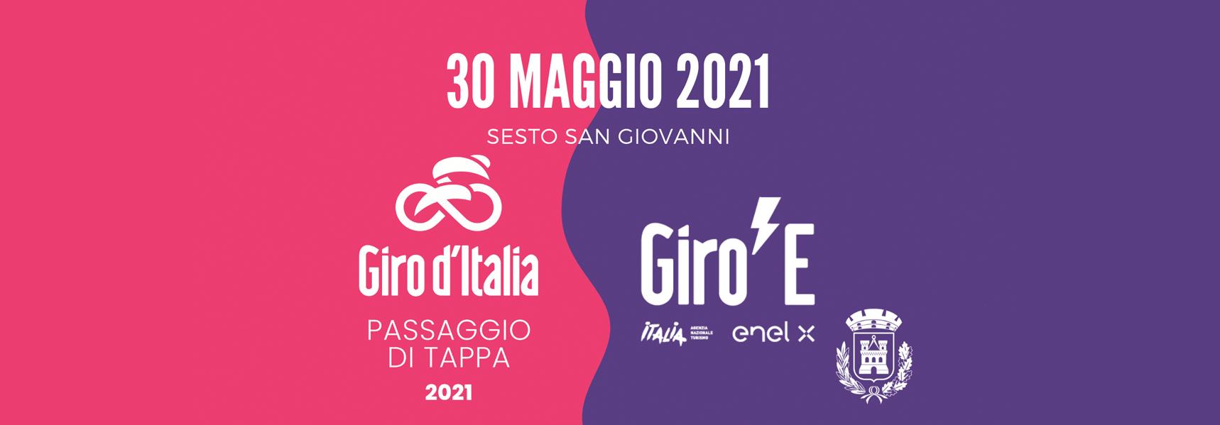 Il Giro d'Italia e il Giro-E fanno tappa a Sesto!