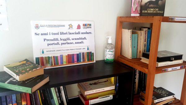 Patto per la lettura: punti bookcrossing e biblioteche informali, fanne parte anche tu!
