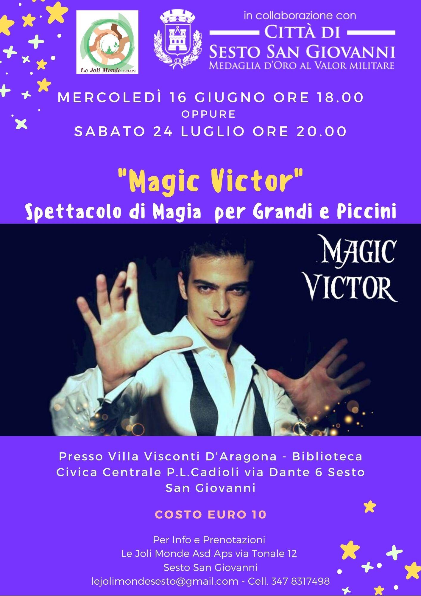 Il Mago Victor