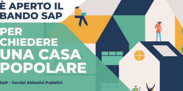 Graduatoria definitiva del bando SAP - Servizi Abitativi Pubblici