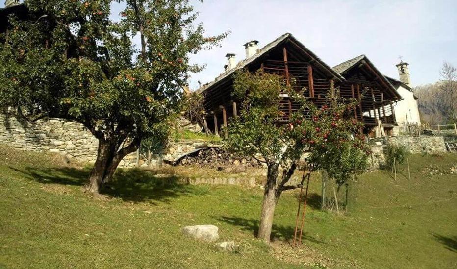 Con la biblioteca in Val Vogna tra case Walser, oratori e borghi