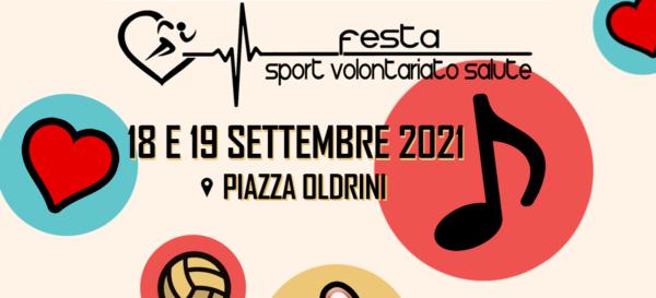 Festa dello Sport, del Volontariato e della Salute 2021