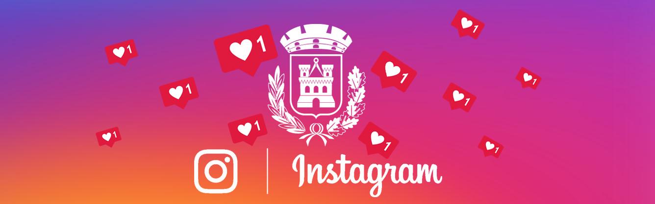 il comune su instagram