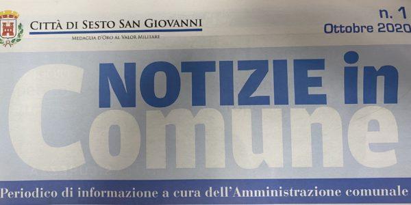 Notizie in Comune: il giornale comunale