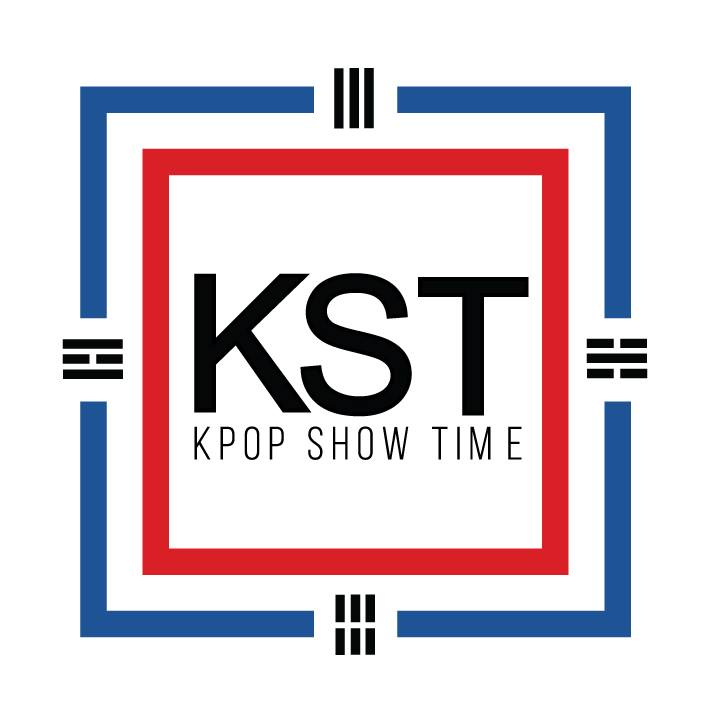 KST – Kpop Show Time LOGO