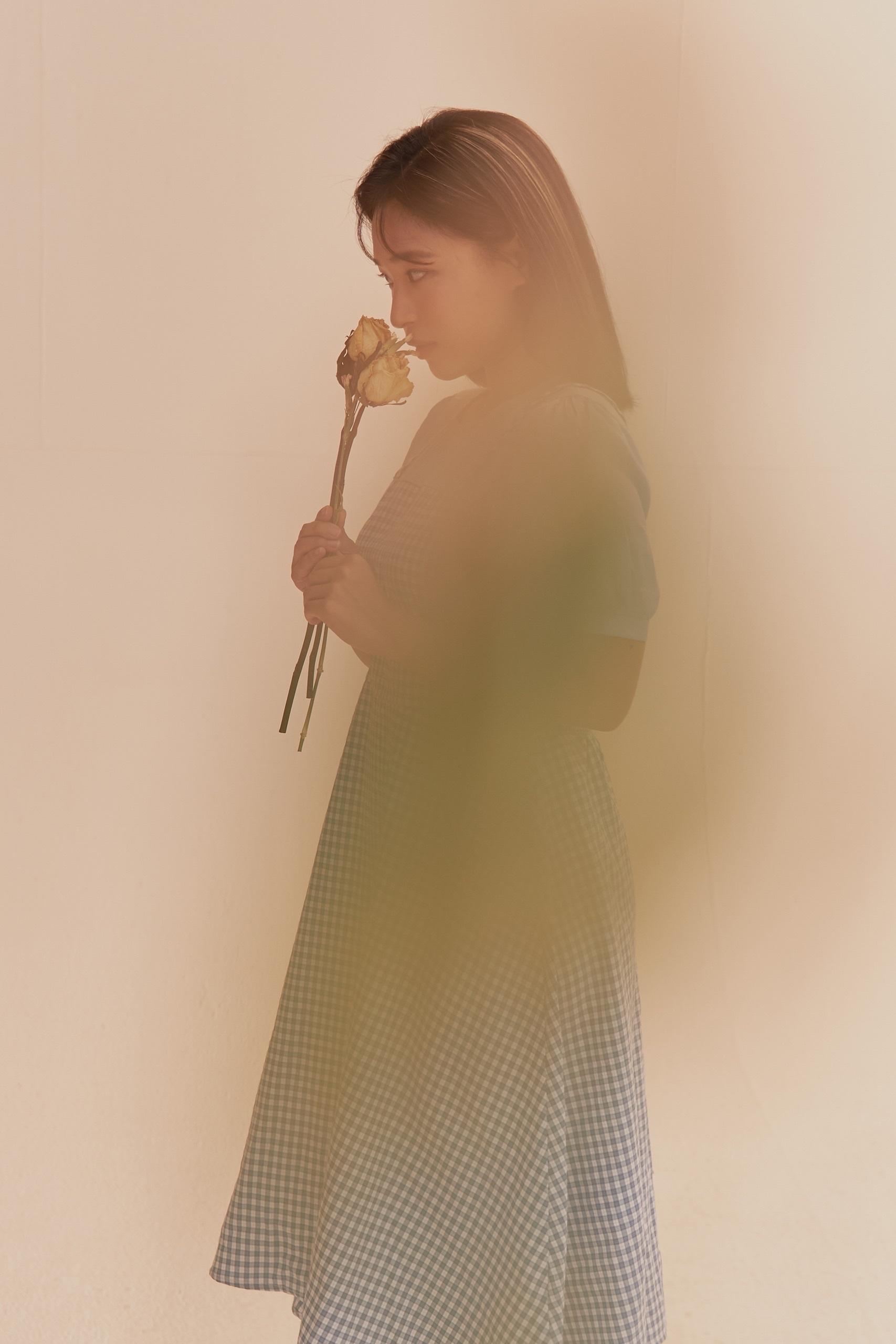 Lee Ayun cantante Coreana