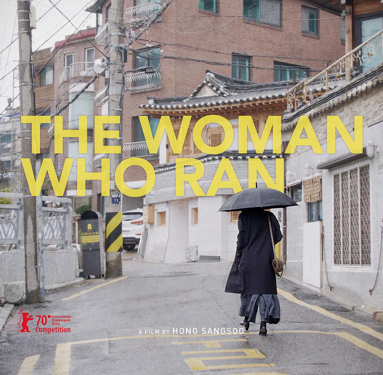 locandina THE WOMAN WHO RAN